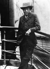 Mahler on his last journey, from New York to Europe